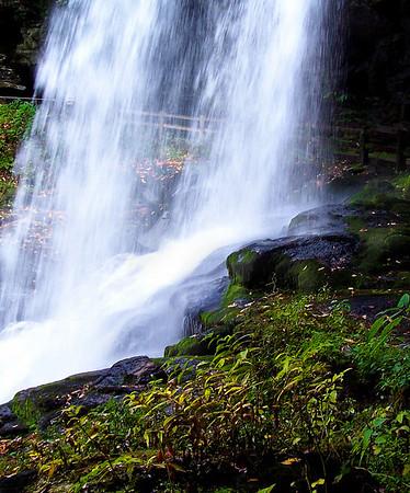 <center><h2>'Dry Falls Flow'</h2>  Highlands, NC </center>