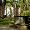 <center><h2>'Sheldon Church Ruins'</h2>  near Beaufort, SC</center>