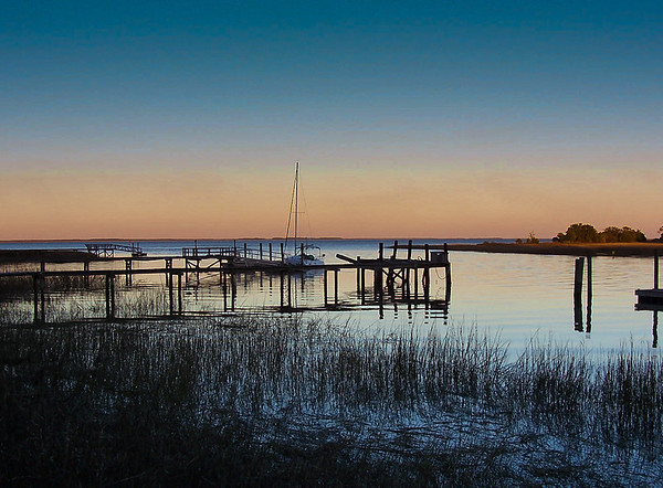 <center><h2>'Marsh Harbor'</h2> Amelia Island, FL  </center>