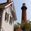 <center><h2>Brick Light House </h2>  Outter Banks, SC</center>
