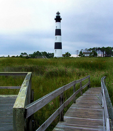 <center><h2>Bodie Light House</h2>  Outter Banks, SC</center>