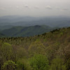 <center><h2>'Blue Ridge Dusk'</h2>   Amacola Fall State Park, Georgia</center>