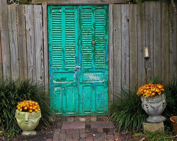 <center><h2>''Garden Welcome'</h2> Old Town,  St Augustine, FL  </center>