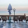 "<center><h2>'Bayside Veranda'</h2> Ringling Estate Sarasota, FL  An Open Edition Matted 16""x 20""  Luster  paper (12mil)  ©2014 R. Gallet  </center>"