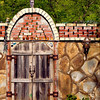 "<center><h2>""Gate to Nowhere""</h2>   Eurika Springs, AR"