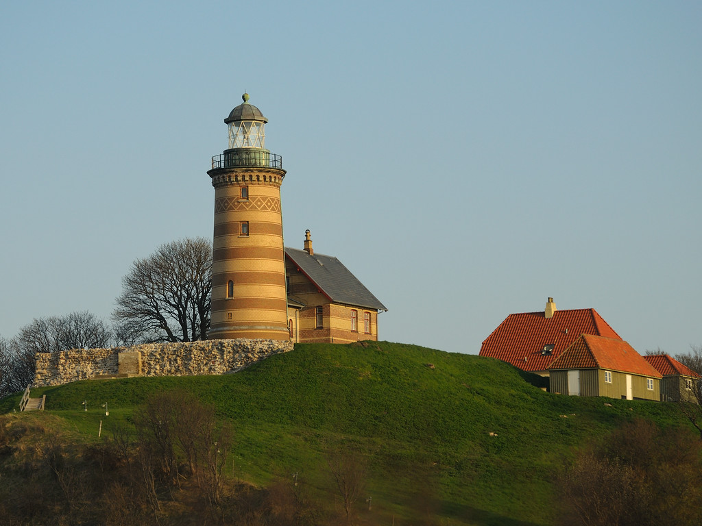 Lighthouse on Sprogø