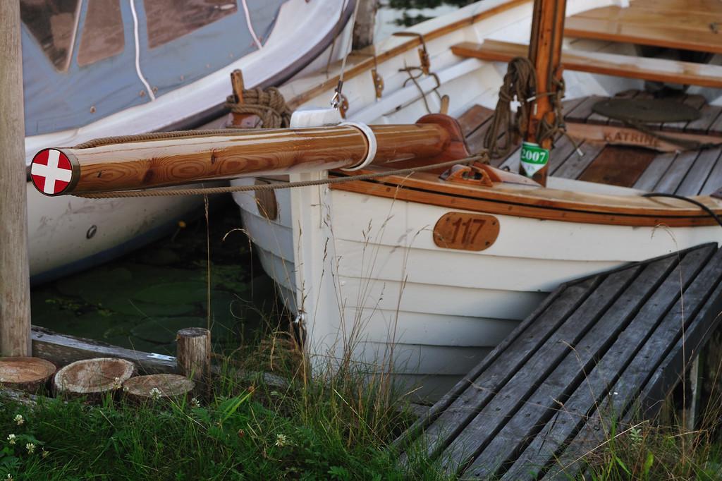 'Katrine' - Esrum Harbor