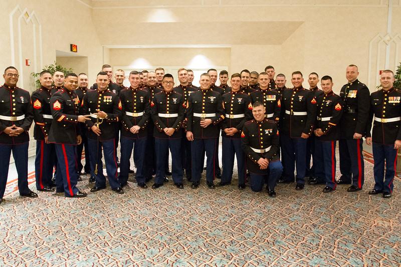 Marines Birthday Ball
