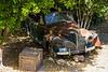 Old Car in San Miguel de Allende, Mexico
