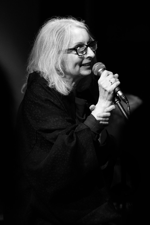 Dagmar Krause London 2017