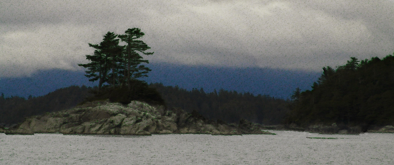Northwest coast, 2009.