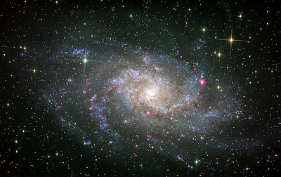 M33 - The Pinwheel Galaxy