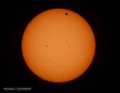 Transit of Venus - June 5, 2012