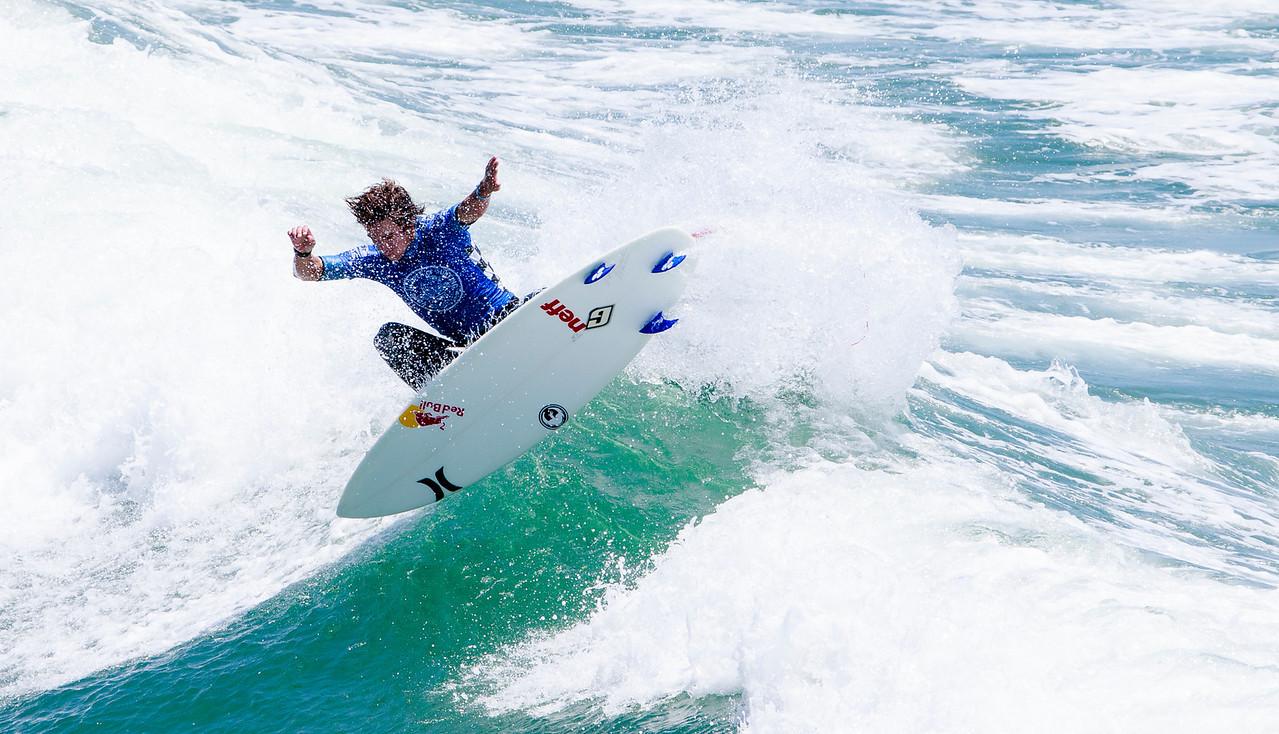 Evan Geiselman US Open of Surfing 2013