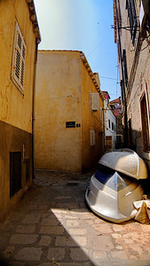 Dubrovnik, Croatia. 2011.