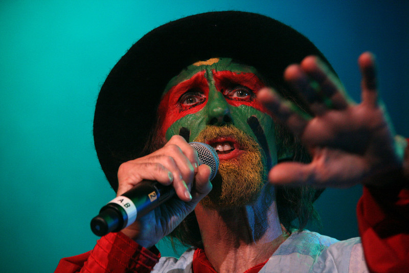 Arthur Brown, the God of Hell-Fire