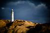 The rising storm. Cape Leeuwin. Western Australia. 2013.