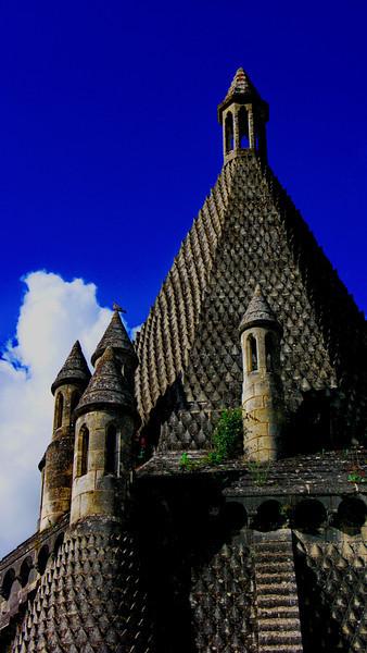 Fontevraud Abbey, France. 2011.