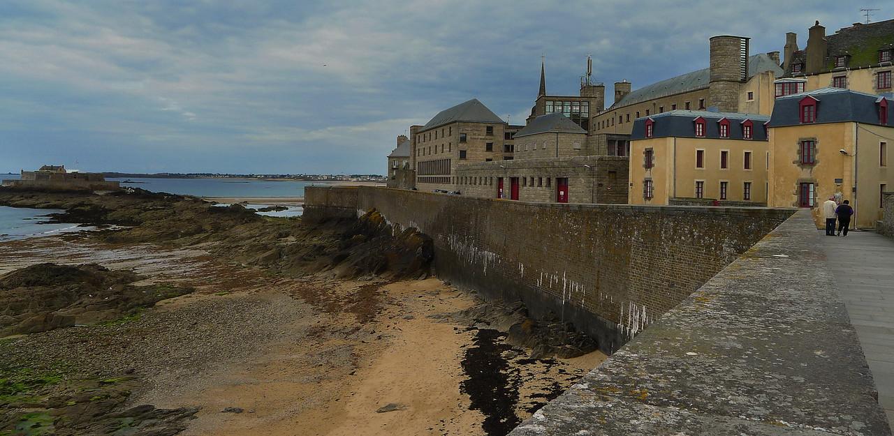 St-Malo, France, 2011.