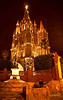 La Parroquia: Located Near the Jardin in San Miguel de Allende
