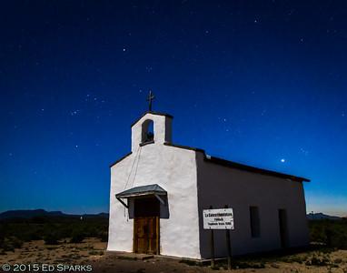 La Calera Chapel