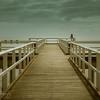 Boy on a Pier 3