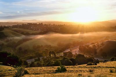 Castro Valley Sunrise