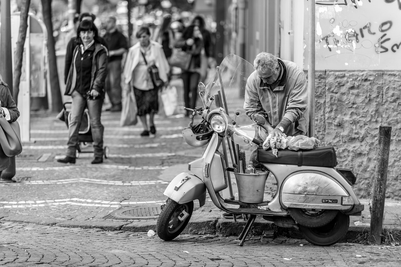 Naples Scooter Cleaner