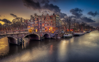 Amsterdam - After the storm