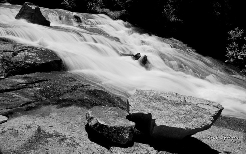 Cascade on the Roaring Fork