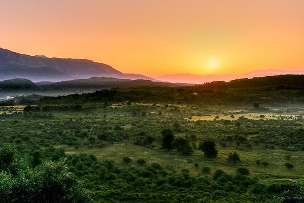 Palaiokastritsa, Corfu, Greece