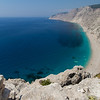 Platia Ammos beach, Kefalonia, Greece