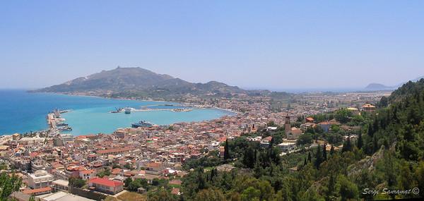Zakynthos city, Zakynthos, Greece