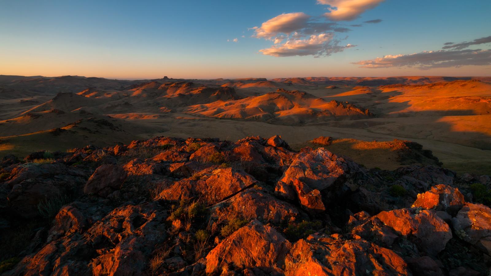 Oregon's Outback