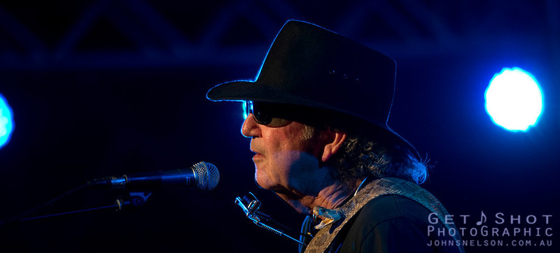 Tony Joe White @ BluesFest 2015