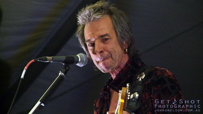 Kevin Borich, Sydney Blues Festival
