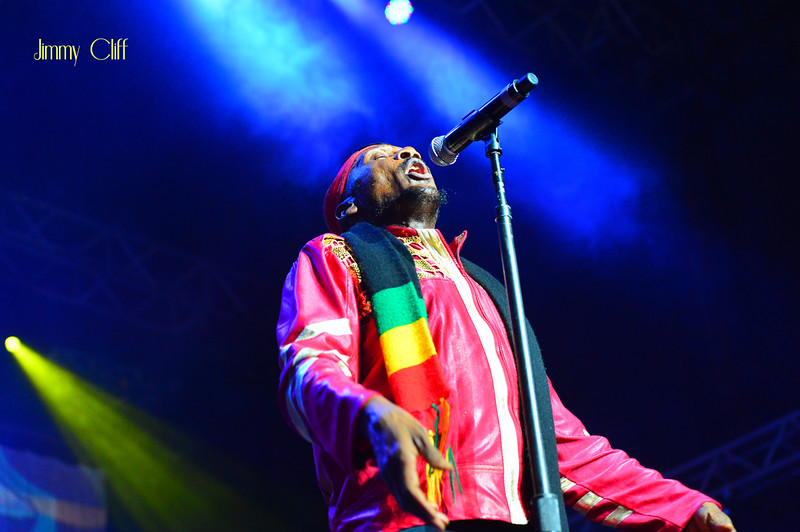 Jimmy Cliff @ BluesFest 2013