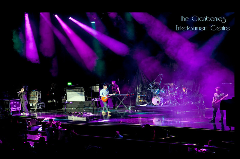 The Cranberries @ Sydney Entertainment Centre 2012