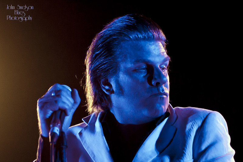 Tex Perkins & The Cruel Sea @ The Factory