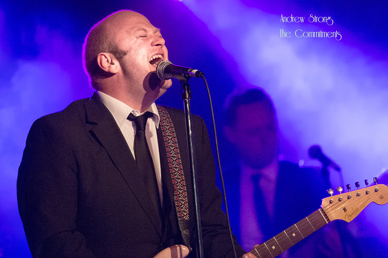 Andrew Strong - The Commitments 2013 @ The Entrance Leagues Club