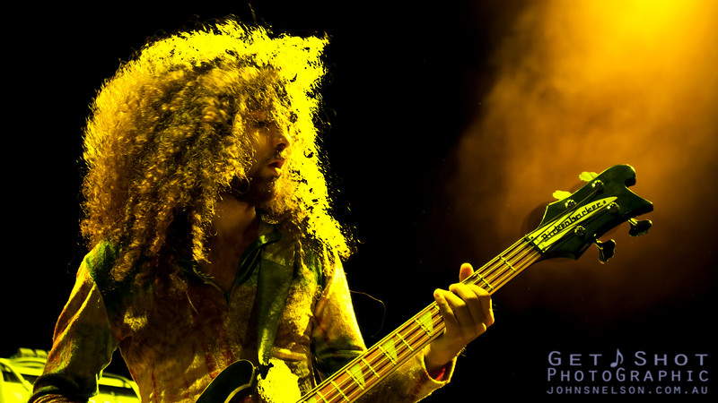Ian Peres - Wolfmother