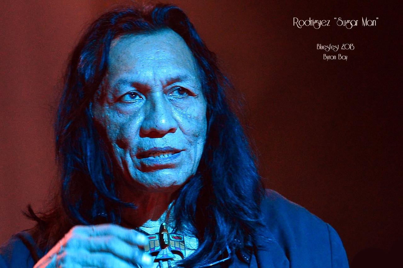 Rodriguez, Sugar Man @ BluesFest 2013