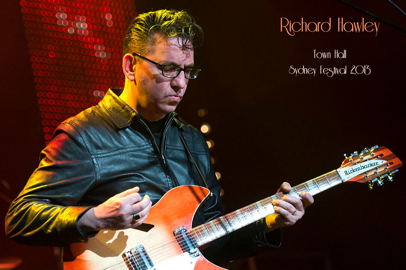 Richard Hawley @ Sydney Town Hall