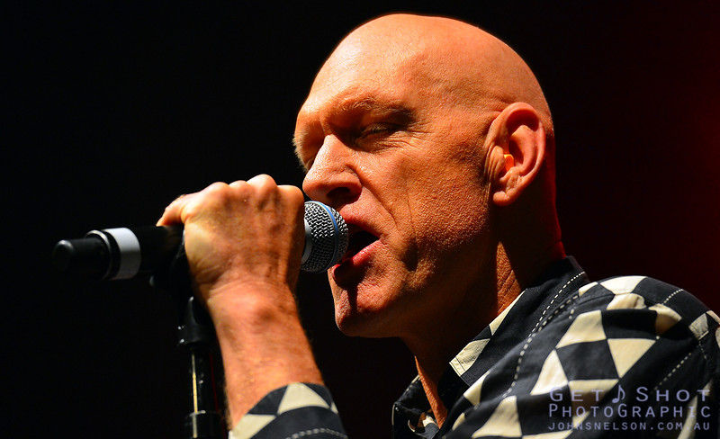 "Peter Garrett @ ""Rock For Doc"" @ Enmore Theatre"