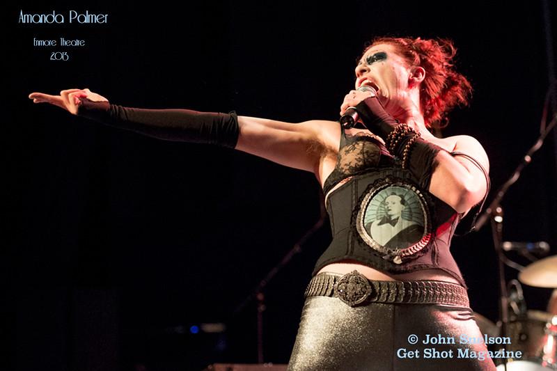 Amanda Palmer @ The Enmore Theatre