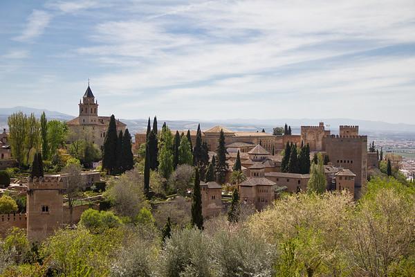 Spring, Alhambra