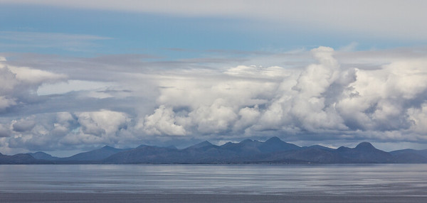 View from Skye
