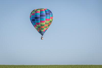 Hot Air Balloon in Northam, WA