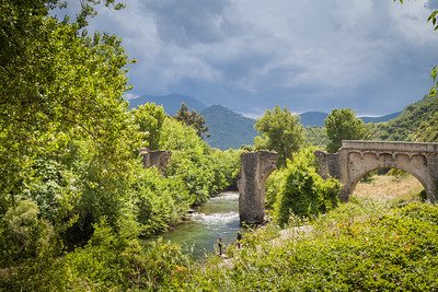 Ponte Nuovo, Corsica