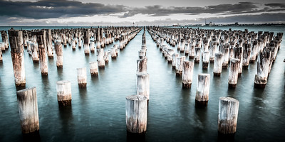 Princes Pier in Melbourne